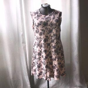 Avenue blush dress 18/20